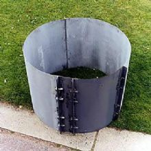 Fixed Diameter External Manhole Shutter